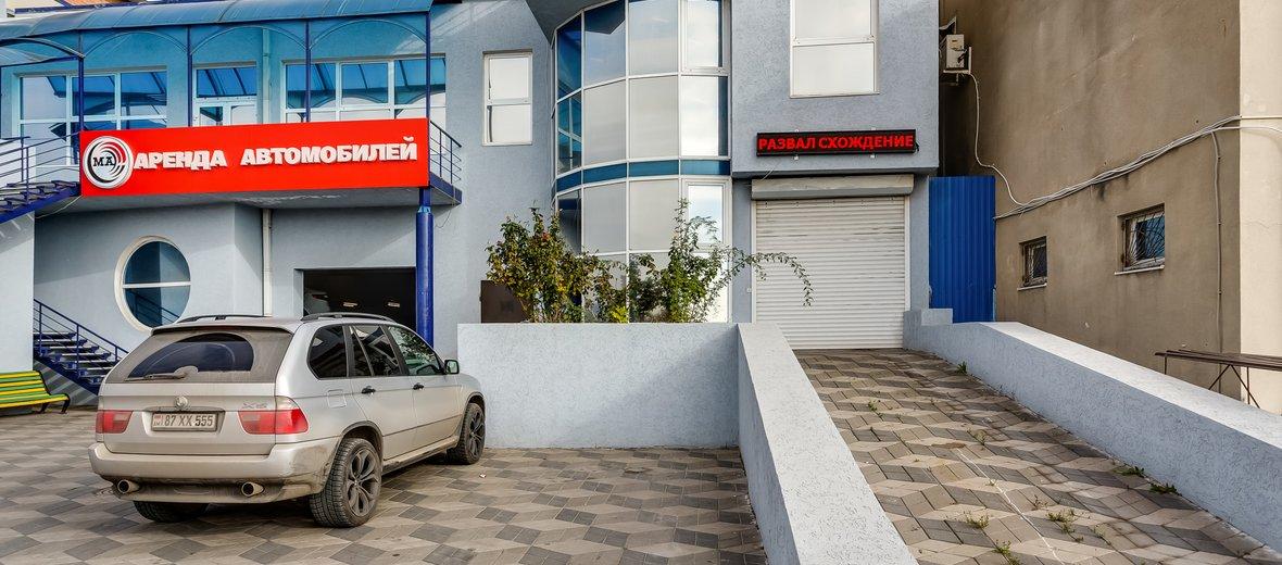 Фотогалерея - Автотехцентр GreenCar на улице Малиновского