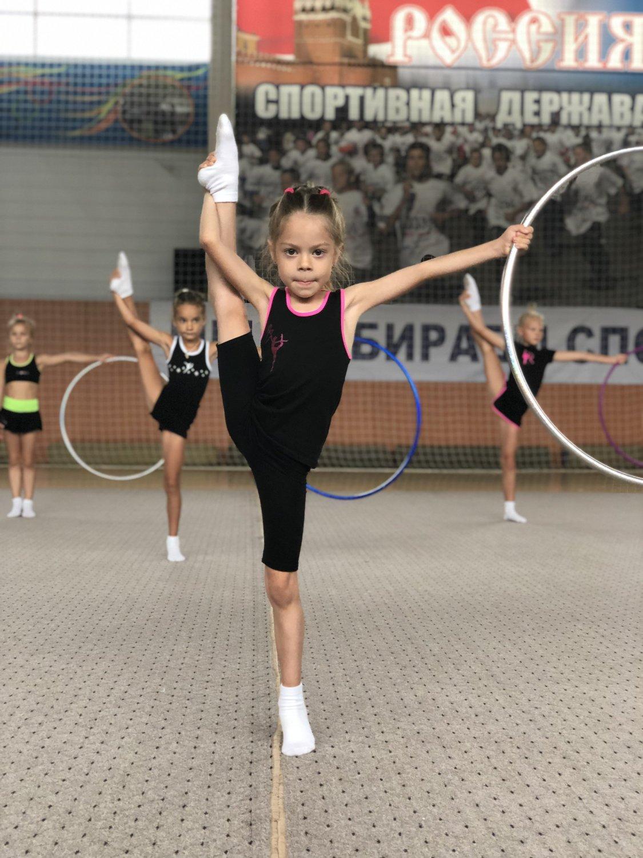 Спортивный клуб художественной гимнастики Черноземье на ...