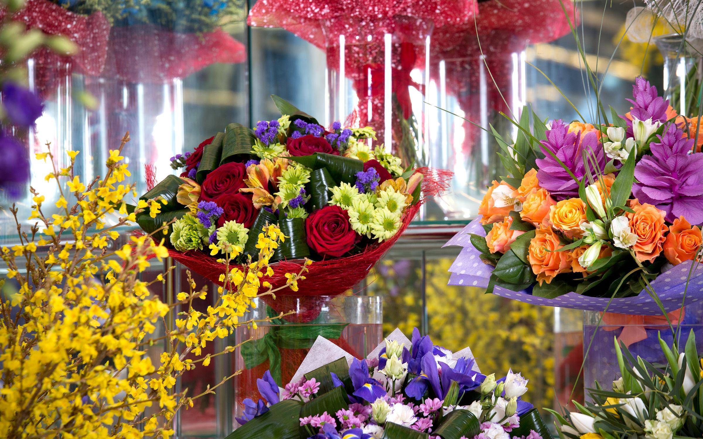 Цветы на фуд сити цены