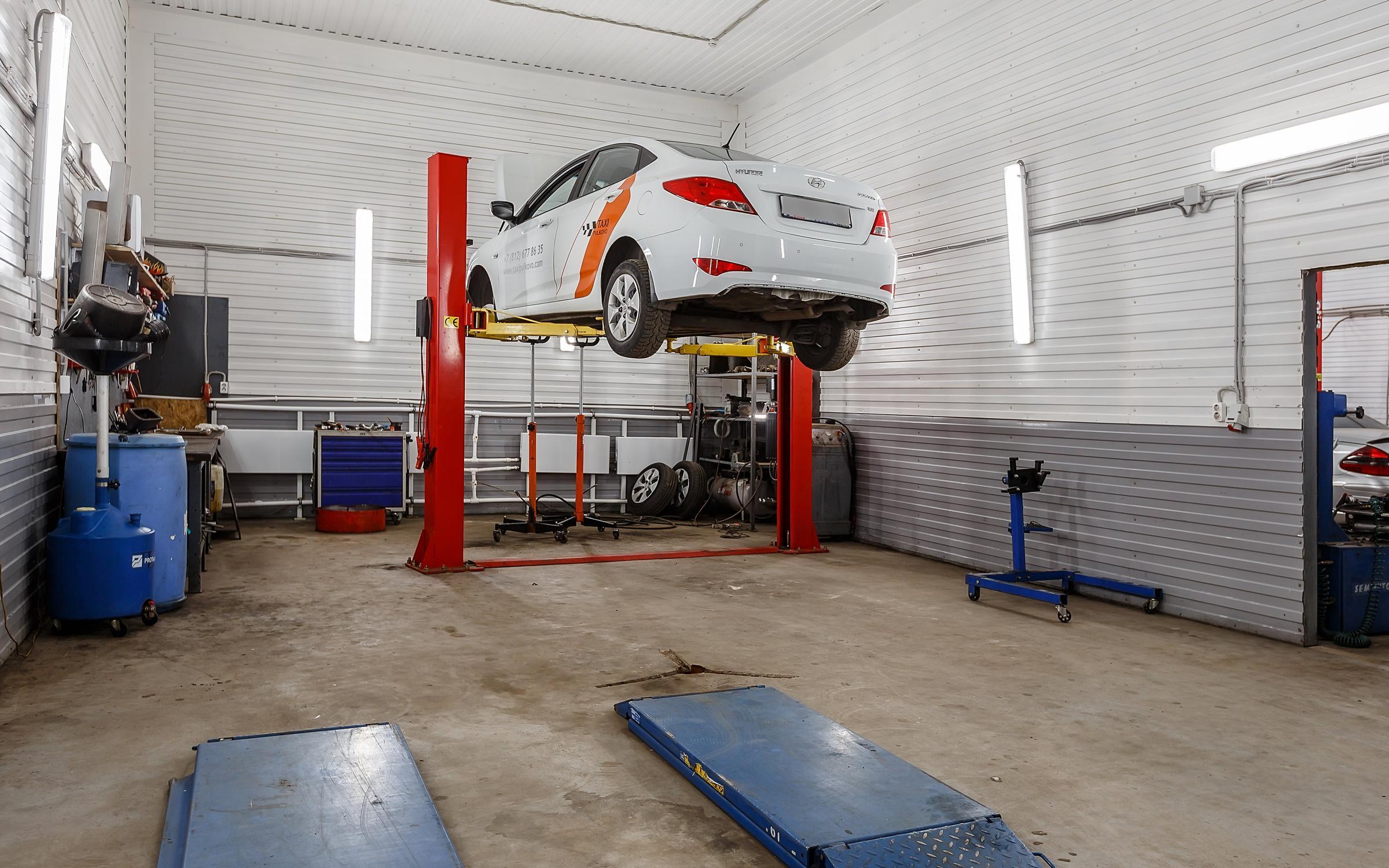 фотография Сервисного центра MultiBrand-Auto