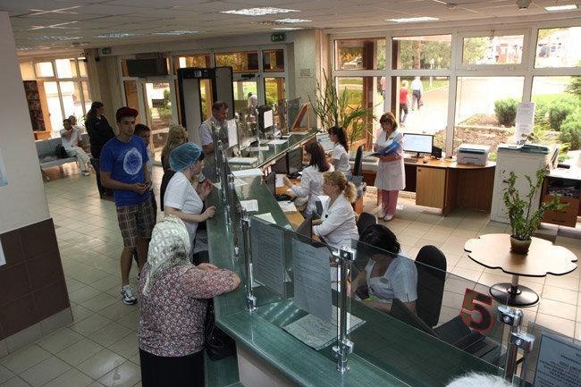 фотография Краевой клинической больницы №2 Поликлиника СКАЛ на улице Красных Партизан