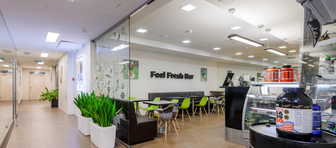 Фотогалерея - FEEL FRESH BAR на Парадной улице