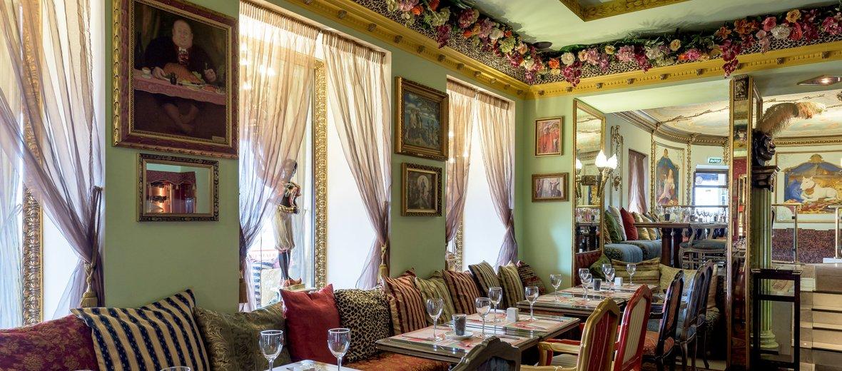 Фотогалерея - Ресторан Русский Китч