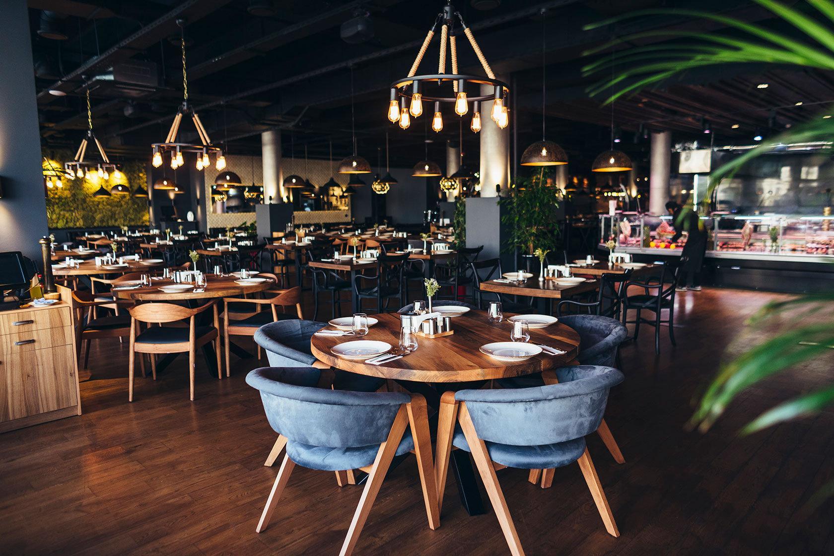 фотография Ресторана TAKSIM на улице Новый Арбат