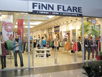 фотография Магазина одежды Finn Flare в ТЦ Мега