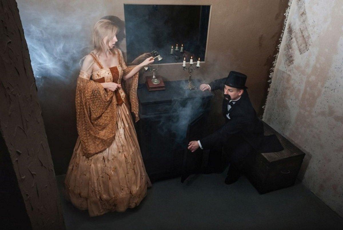 фотография Квеста Особняк с привидениями