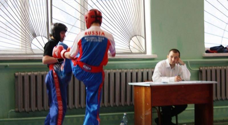 фотография Спортивный клуб единоборств Гепард на улице Дмитриева