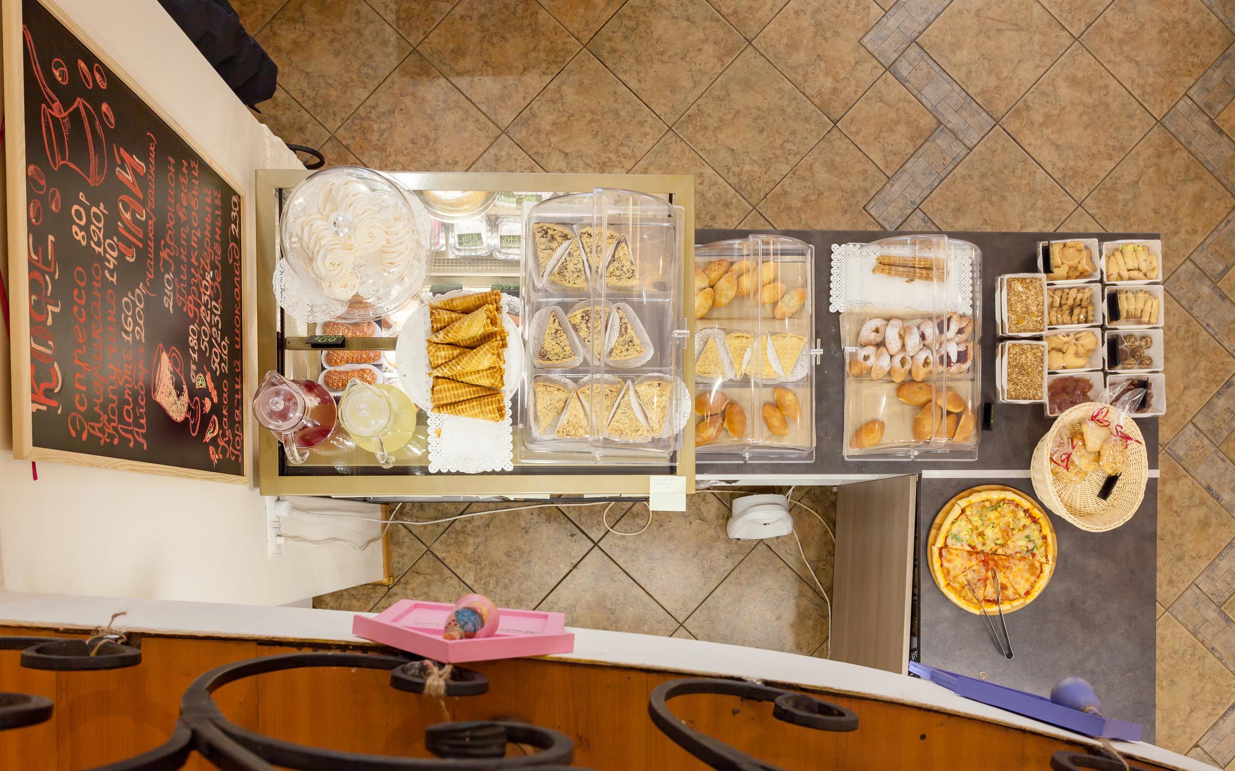 фотография Кафе-кондитерской Kathrin bakery