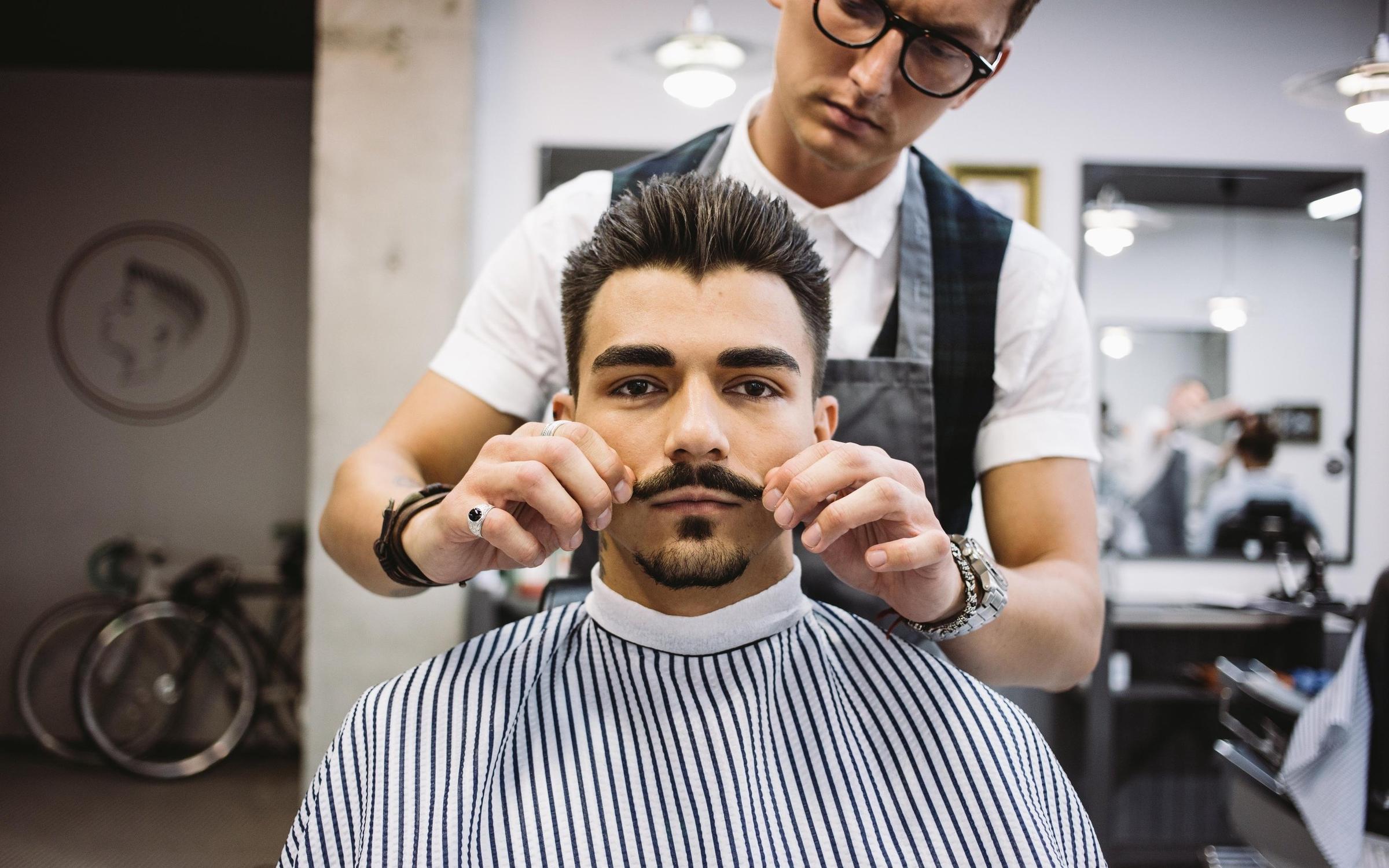 фотография Мужской парикмахерской Chop-Chop на улице Ленина