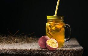 фотография Лимонад апельсиновый