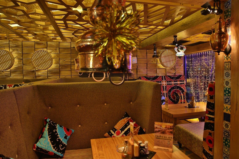 фотография Ресторана Чайхона №1 Тимура Ланского на метро Полянка