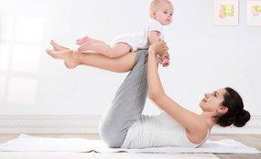 Диета для похудения после родов кормящих мам
