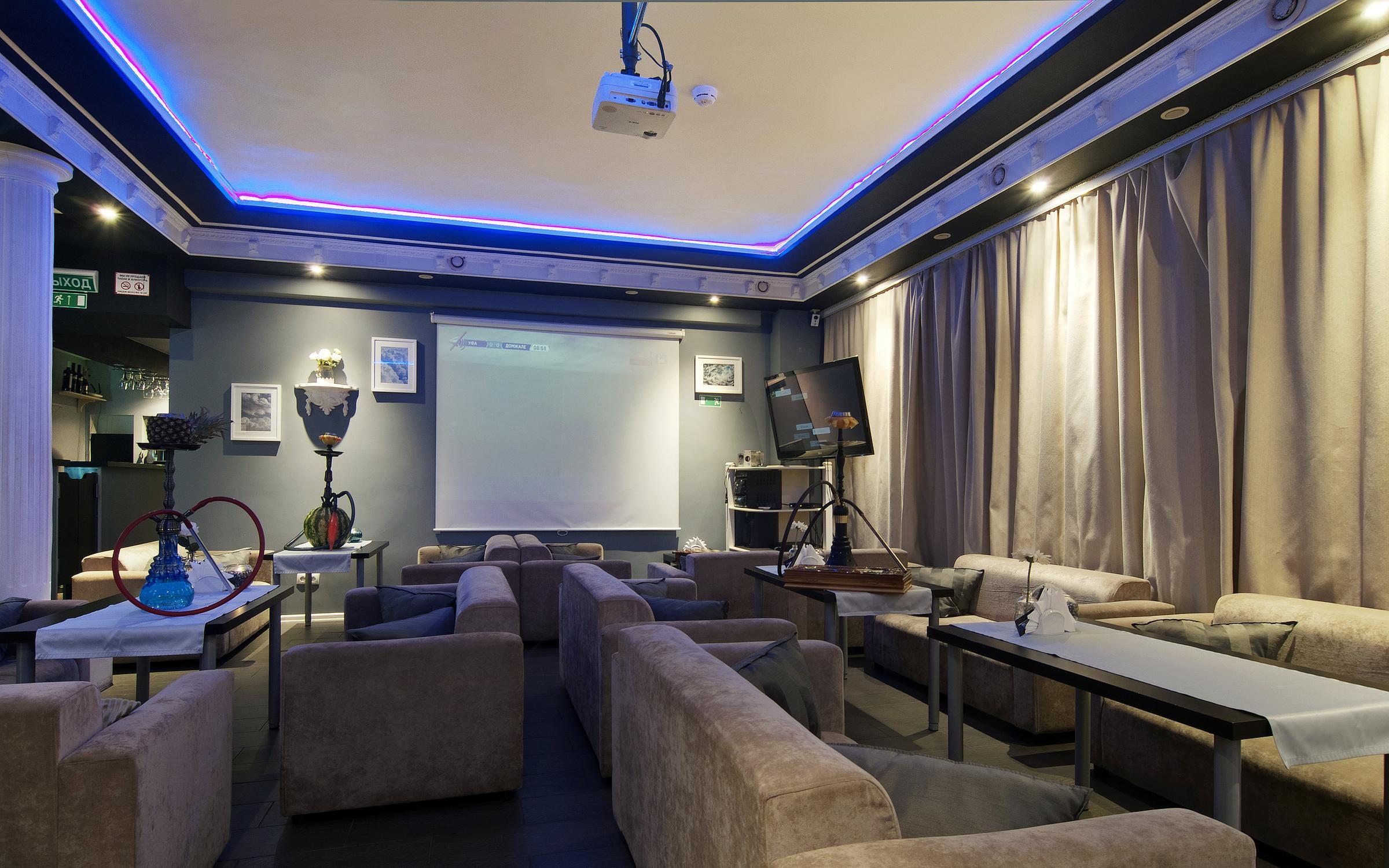 фотография Lounge-бара Oblako на Рублёвском шоссе