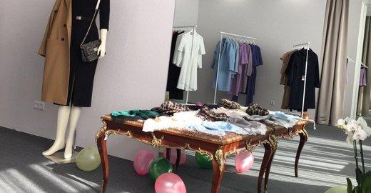 фотография Шоу-рум брендовой одежды MAZINI FASHION STUDIO в Киеве