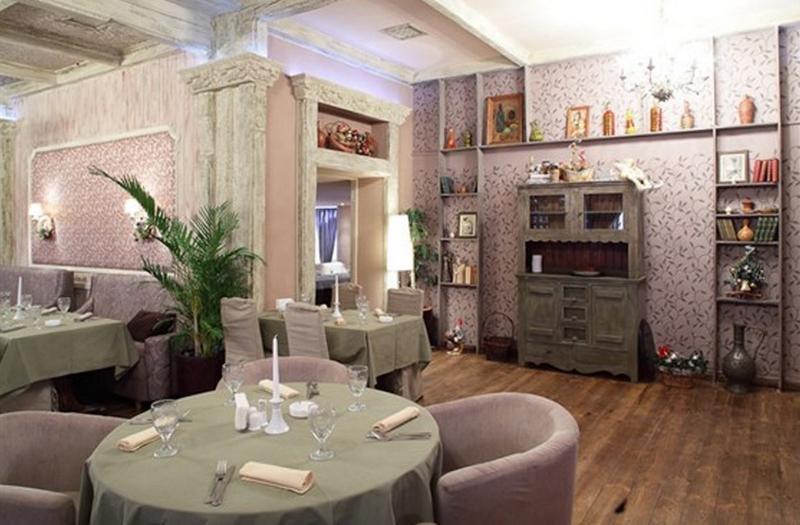 фотография Ресторана Генацвале Холл на улице Остоженка, 12/1 стр 1
