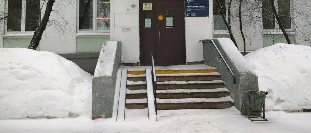 фотография Диагностический центр №5 Городская поликлиника №43 на Инженерной улице