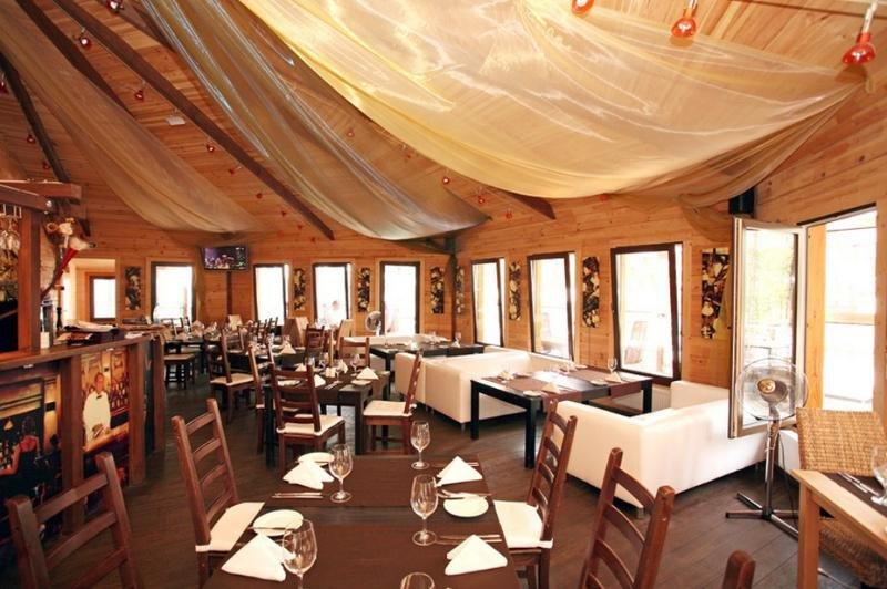 фотография Ресторана Рапсодия на курорте Лесная рапсодия