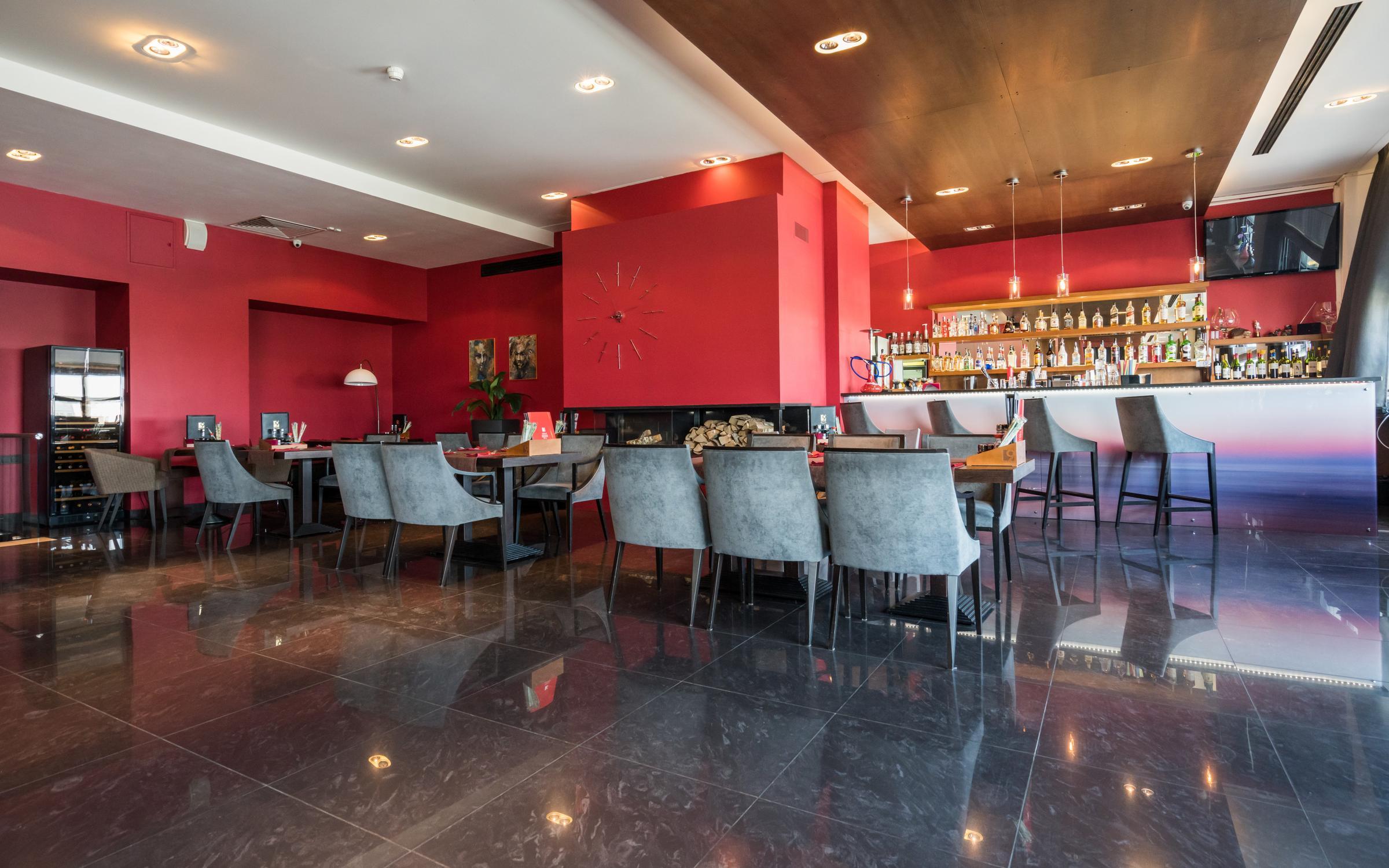фотография Ресторана 9 Этаж на улице Шаболовка