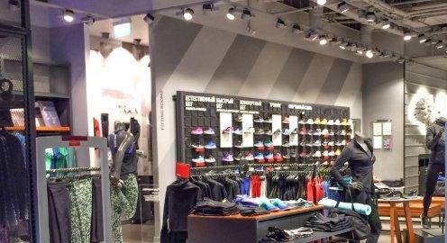 Фирменный магазин Nike в ТЦ Европейский - отзывы, фото, каталог товаров,  цены, телефон, адрес и как добраться - Одежда и обувь - Москва - Zoon.ru e7d73144b30