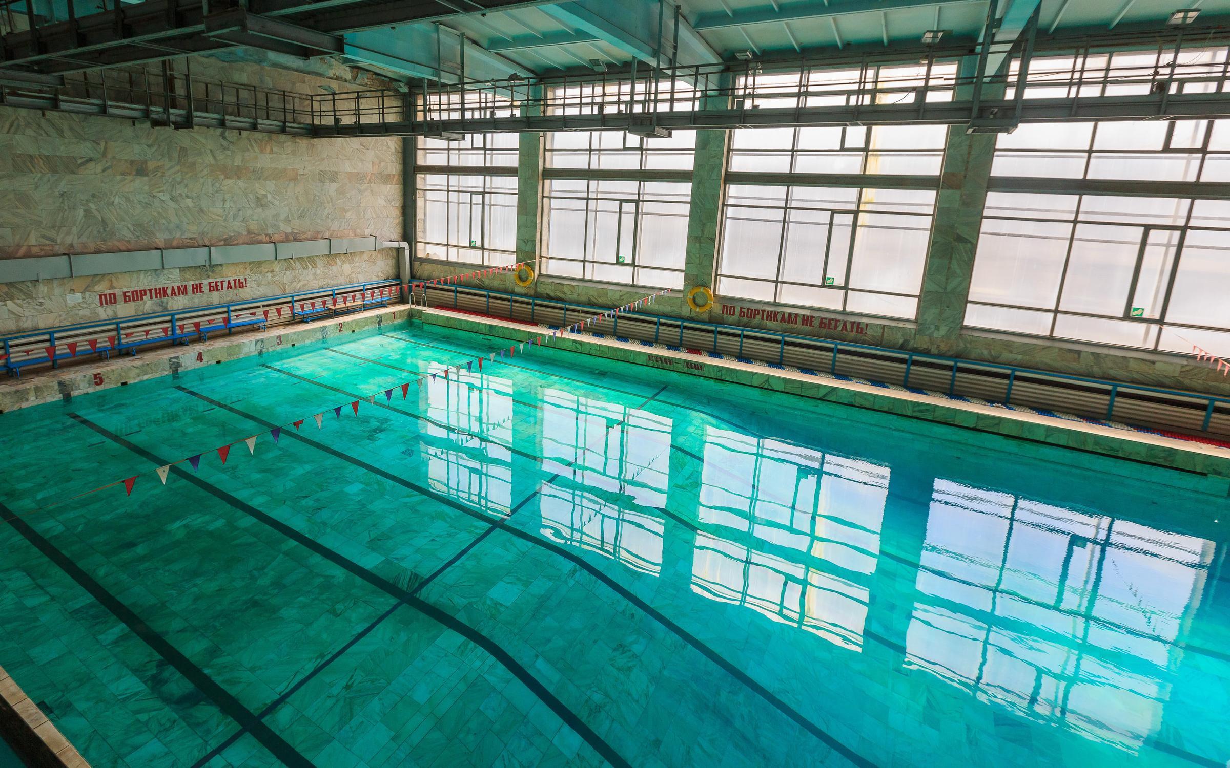 фотография Плавательного клуба Сибирь на улице Гастелло