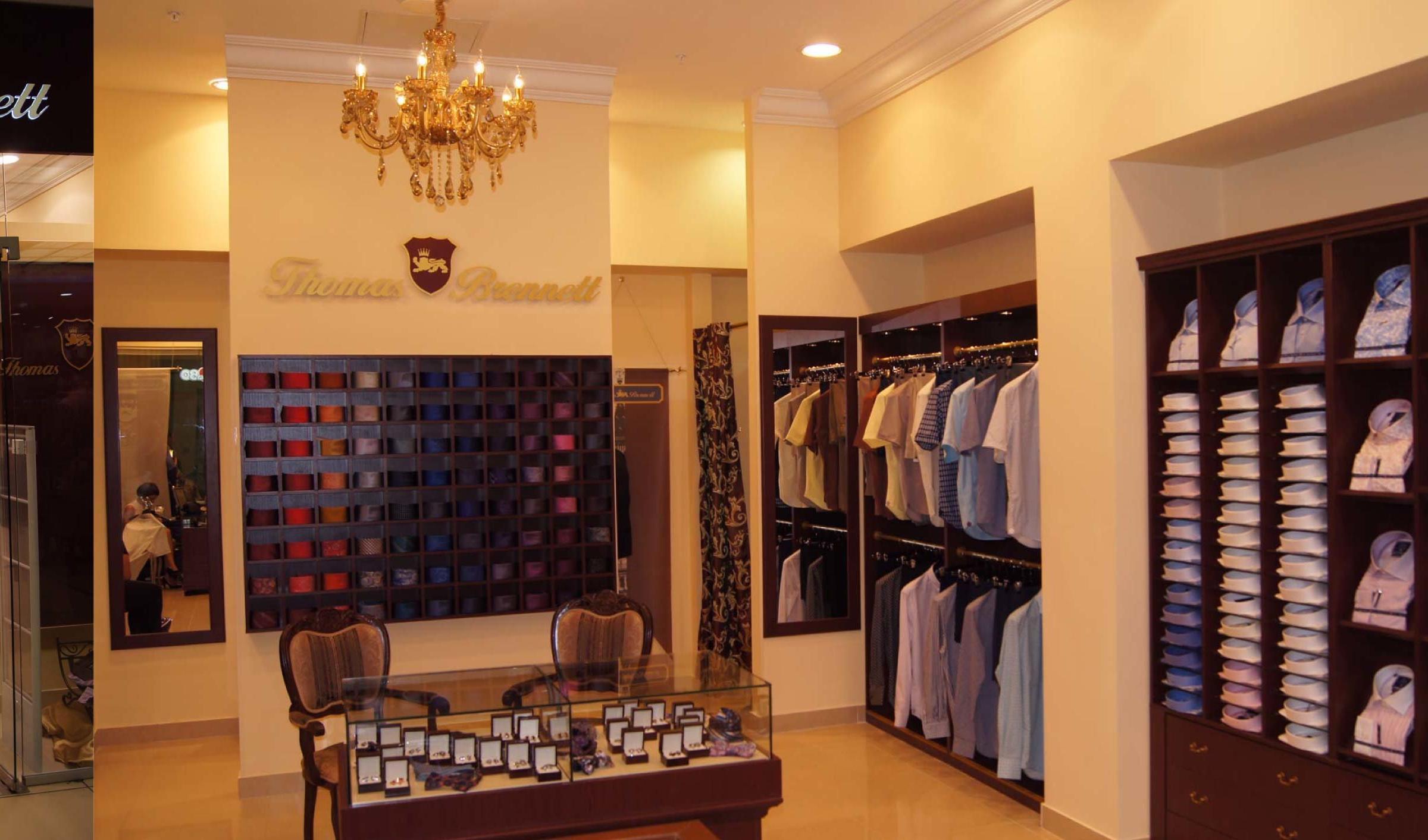 6bfcbe95d52 Магазин мужской одежды Thomas Brennett - отзывы