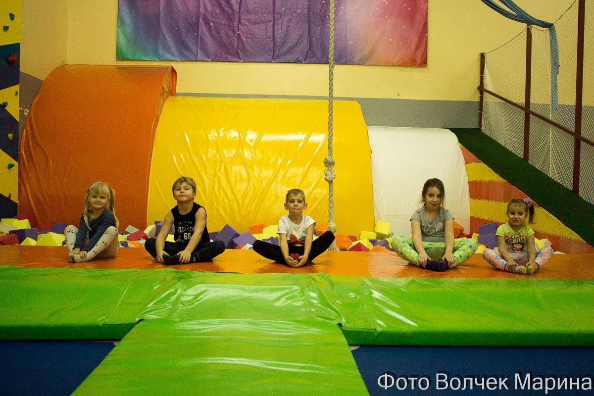 фотография Батутной арены с детским центром Мистерия на улице Карла Либкнехта