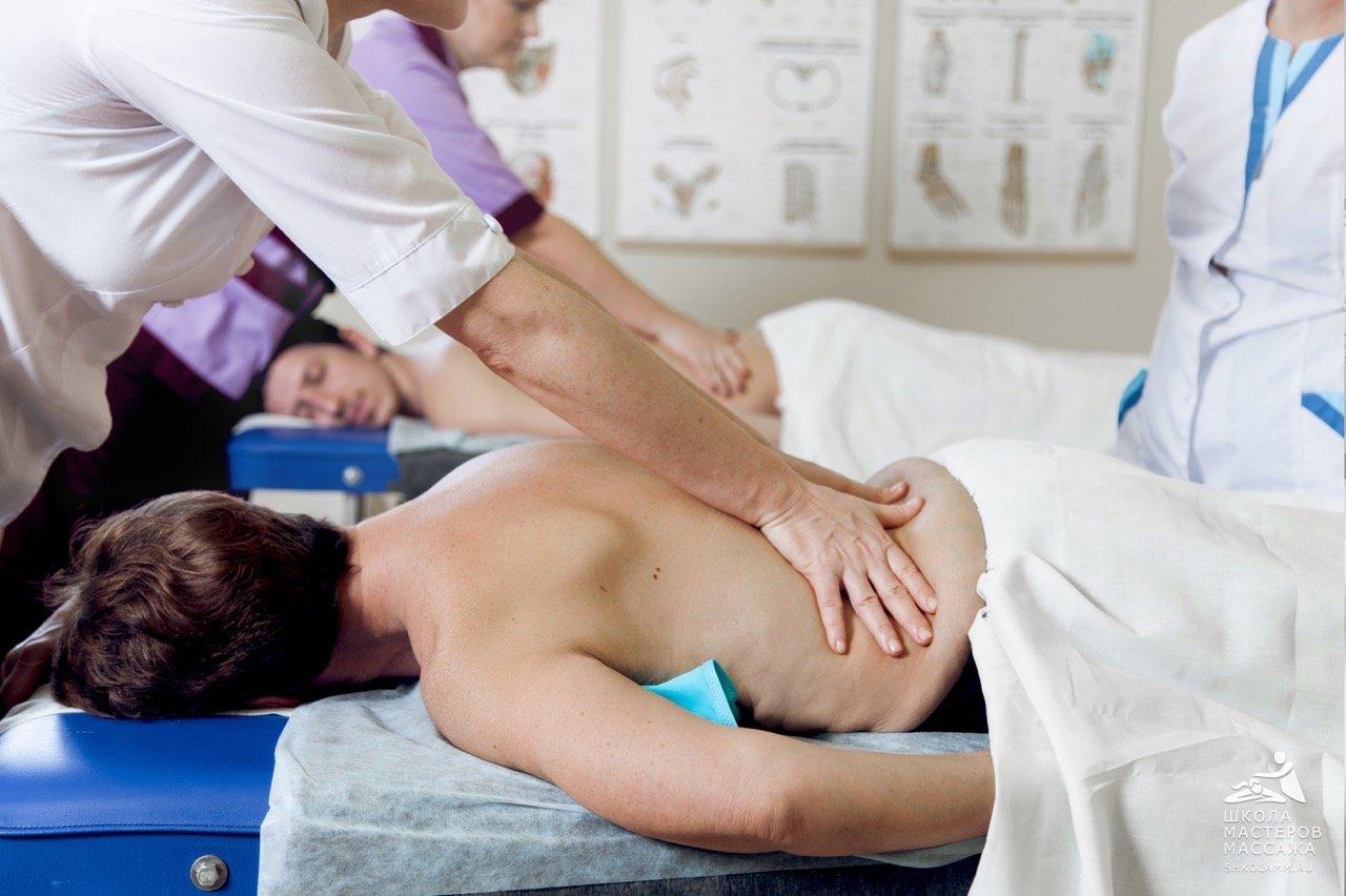 курсы массажа обучение в спб недорого
