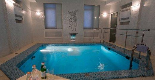 фотография Краснопресненские бани в Столярном переулке