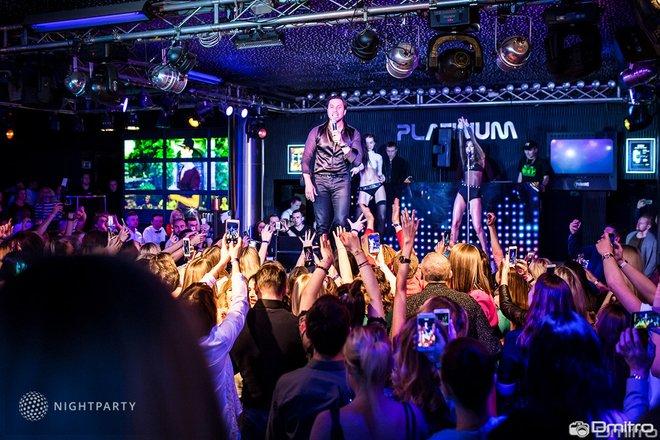 Platinum ночной клуб калининград ночные клубы краснодара диско