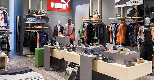 81afc41d73c2 Магазин Puma на бульваре Новаторов - отзывы, фото, каталог товаров, цены,  телефон, адрес и как добраться - Одежда и обувь - Санкт-Петербург - Zoon.ru
