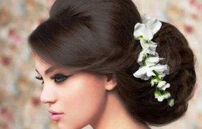 фотография Свадебная прическа