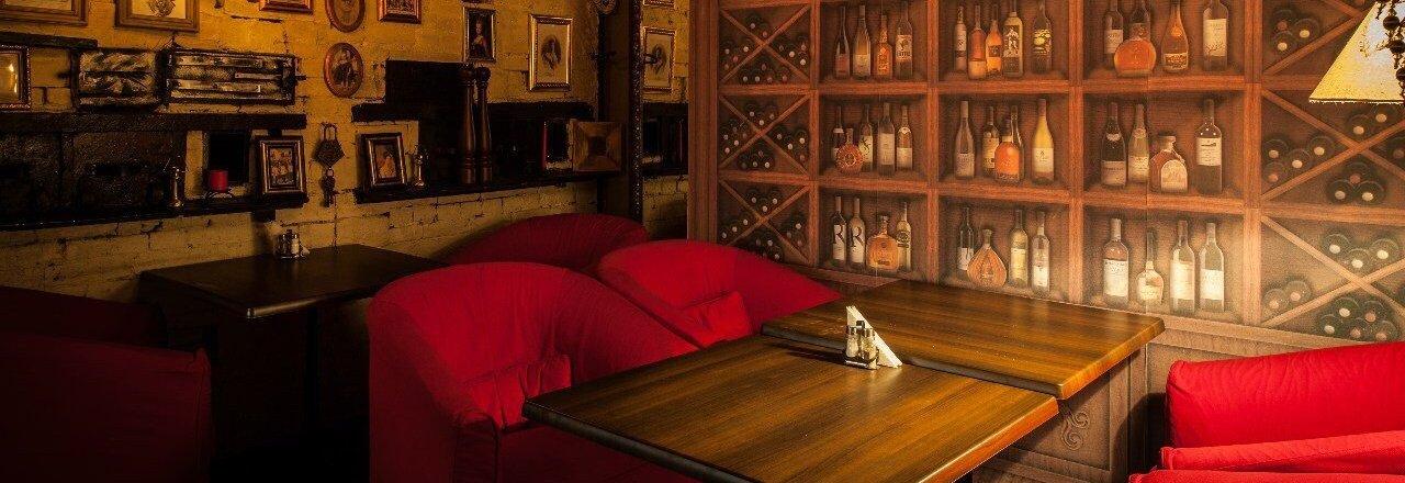 фотография Кафе-клуба Gogol' в Столешниковом переулке