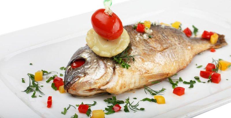 Горячие блюда из рыбы рецепты с фото