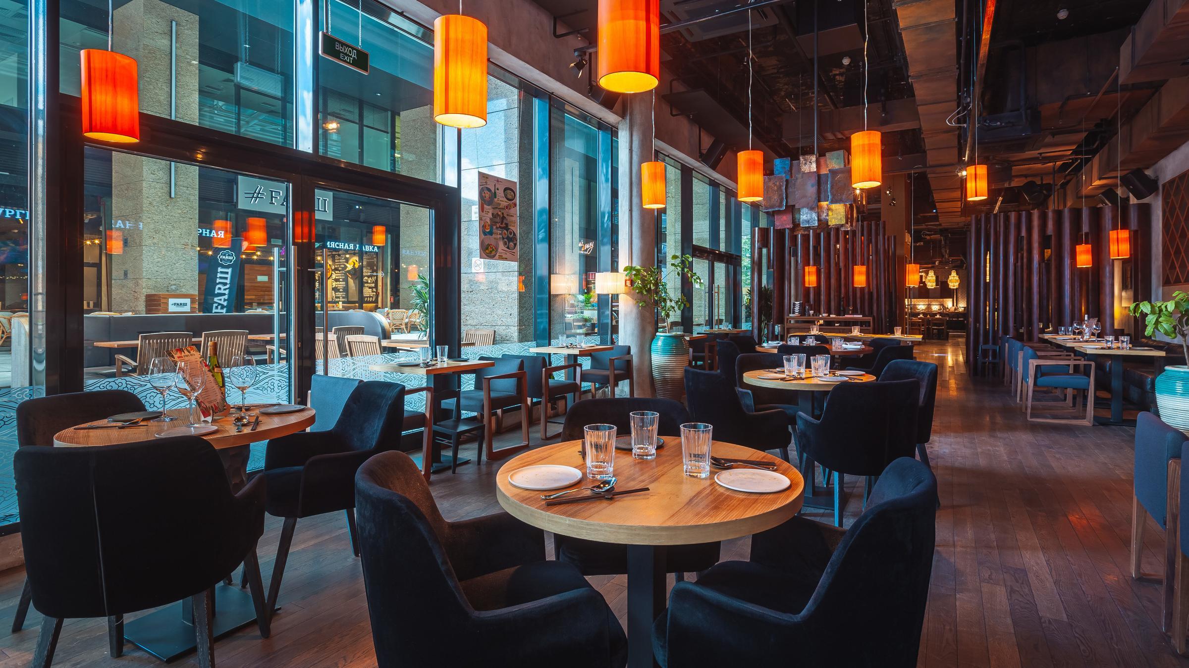 фотография Ресторана Madame Wong на Лесной улице