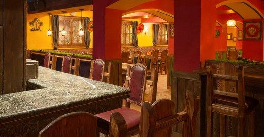 фотография Ресторана Сомбреро на улице Большая Полянка