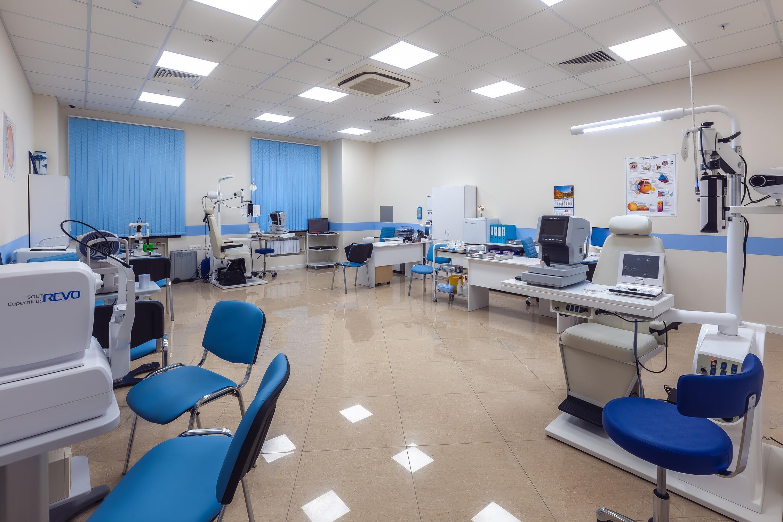 фотография Офтальмологической клиники СПЕКТР в проезде Берёзовой Рощи