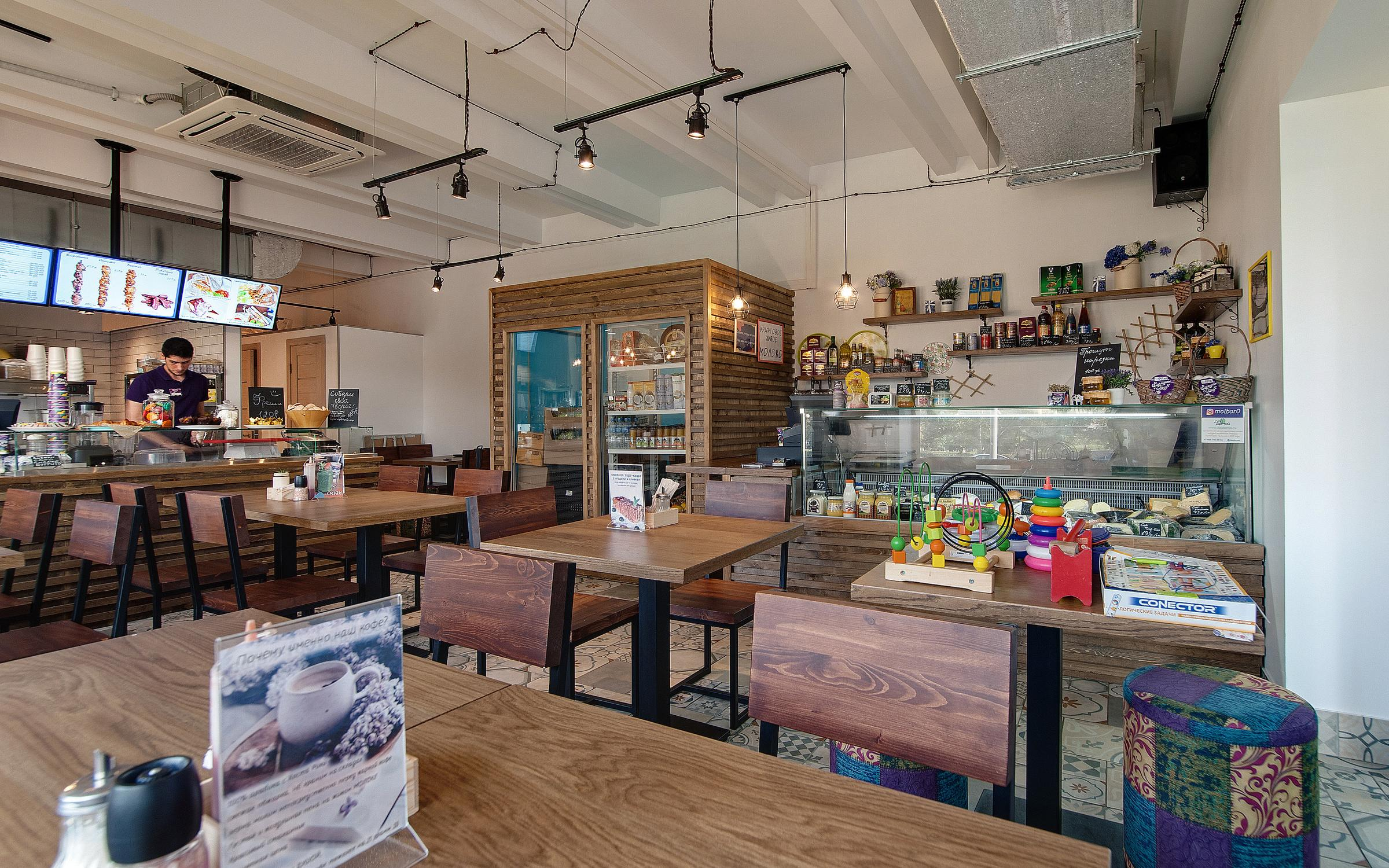 фотография Кафе Молочный бар 0+ на метро Митино