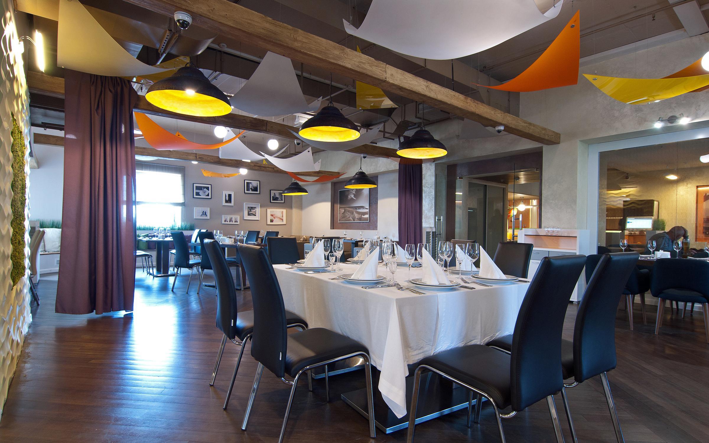 фотография Ресторана Light Touch в отеле Митино