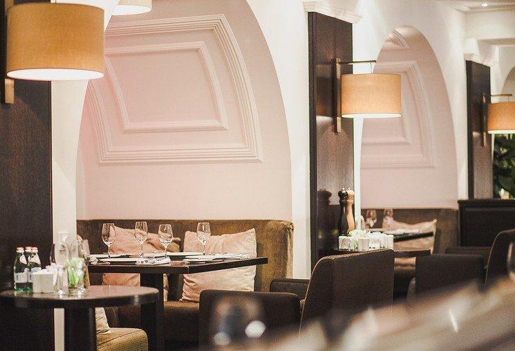 фотография Ресторана Tatler Club в отеле Radisson Royal Hotel