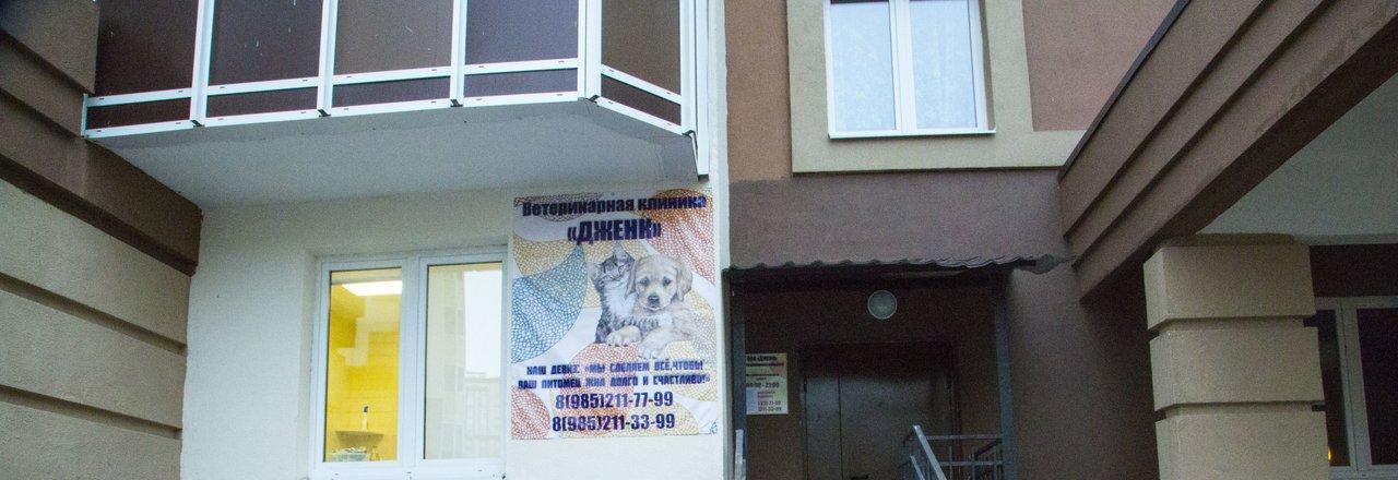 фотография Ветеринарной клиники Дженк на улице Курыжова в Домодедово