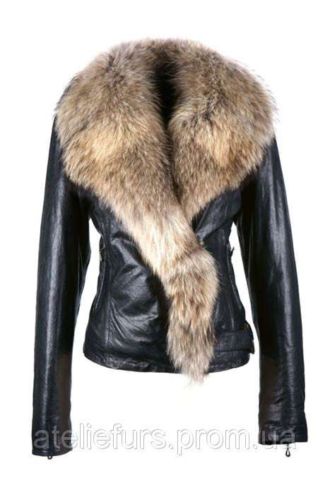 Куртки кожаные женские распродажа