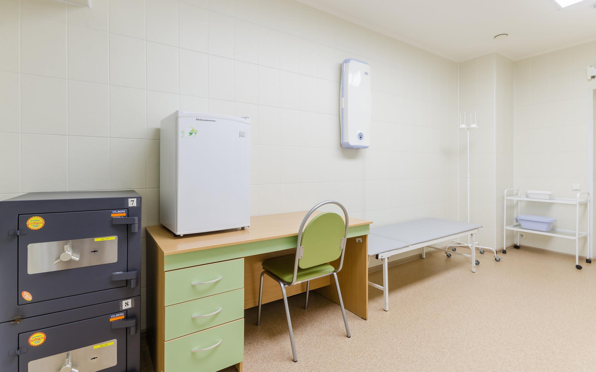 13 больница екатеринбург адрес