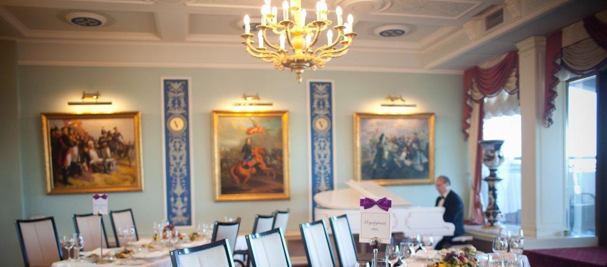 Фотогалерея - Ресторан Виктория в Талион Империал Отеле