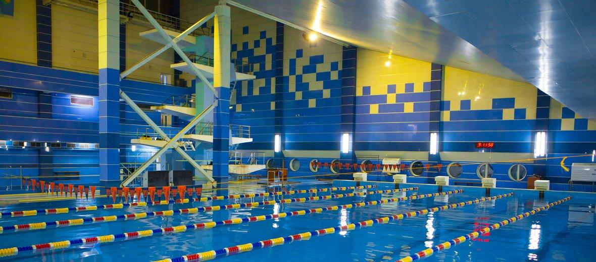 Фотогалерея - Плавательный клуб Водный мир в Алмалинском районе
