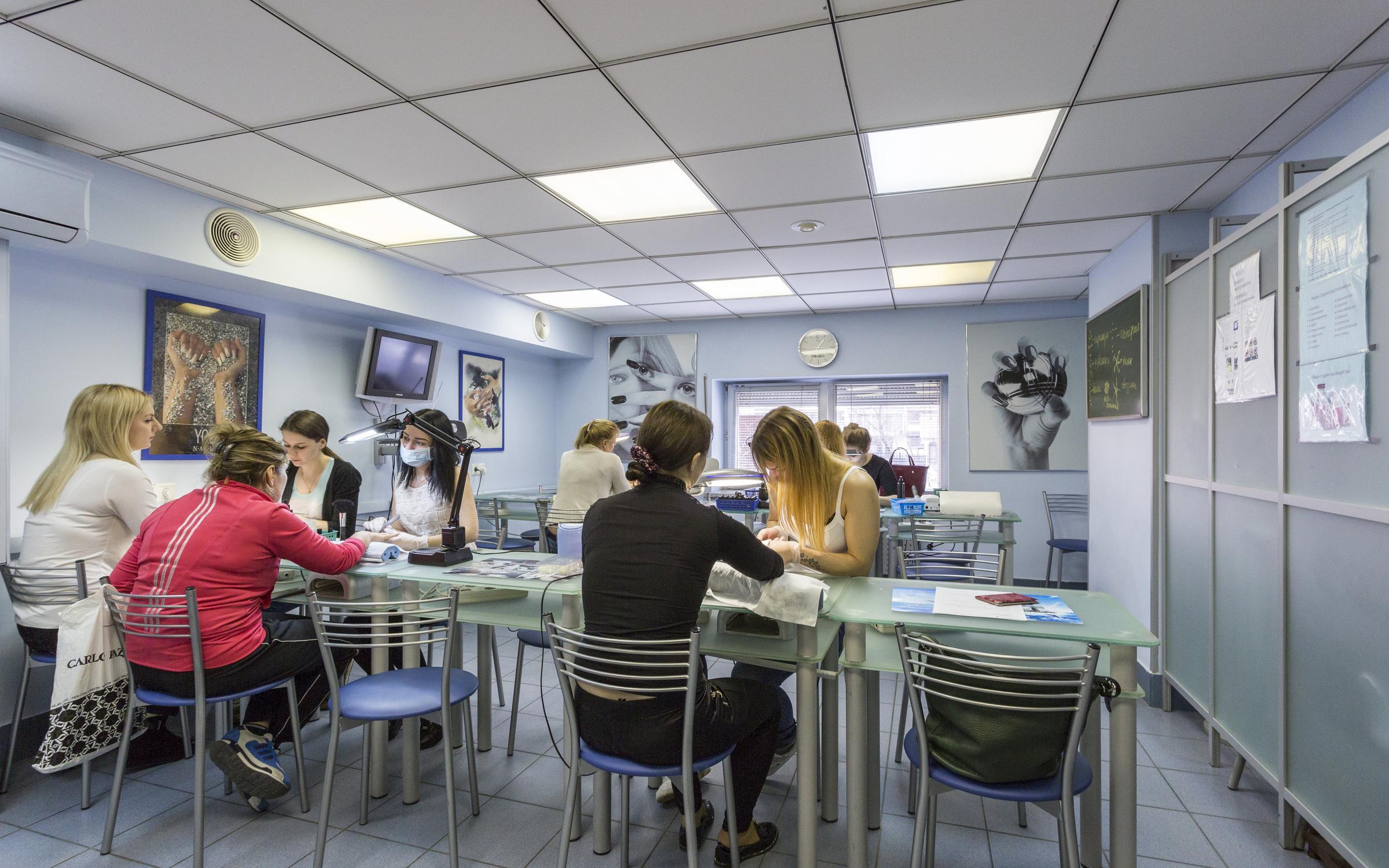 фотография Учебного центра Маделон в Сокольниках