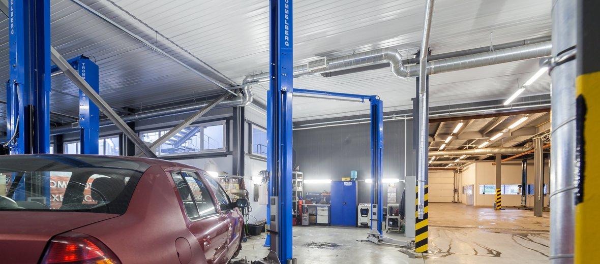 Фотогалерея - Автосервис Fix Car на Выборгском шоссе, 212ж