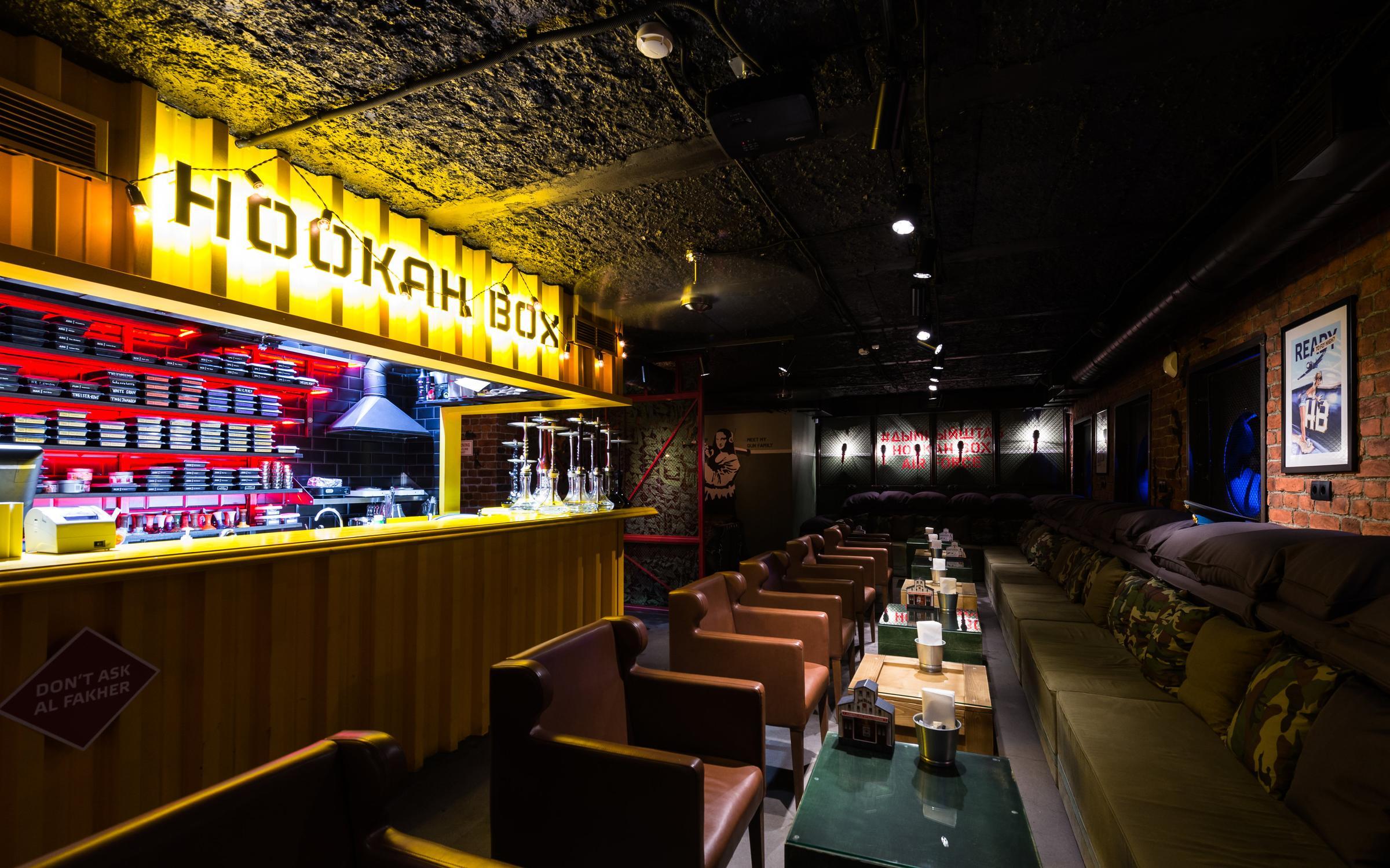 фотография Ресторана HOOKAH BOX Aviator на Большой Пушкарской улице, 30/1