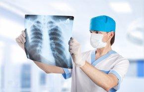 фотография Рентген дыхательной системы