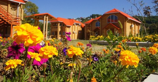 фотография Эко-отеля Озеро Дивное