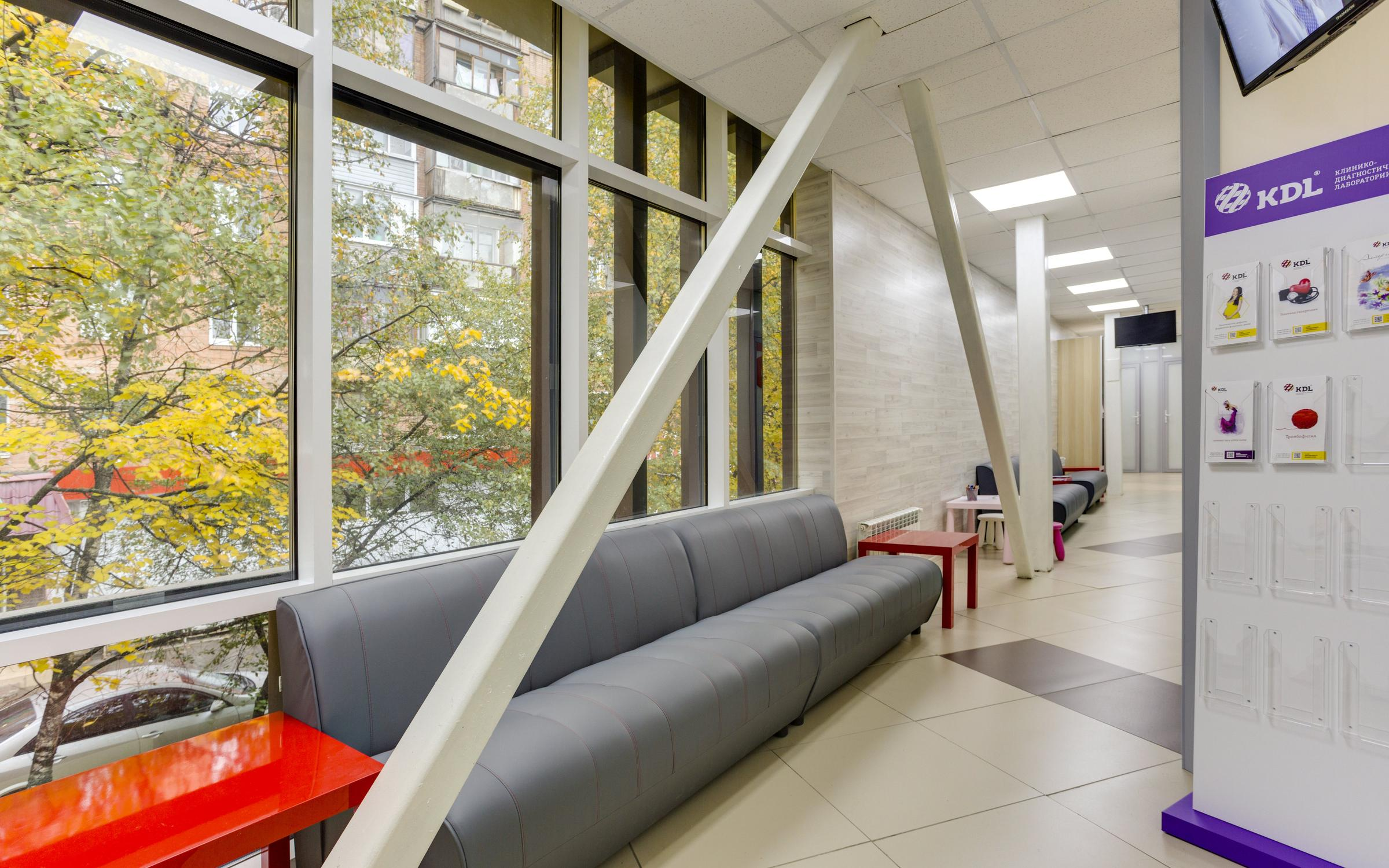 фотография Европейского лечебно-диагностического центра АТЕ клиник на Юбилейном проспекте в Химках